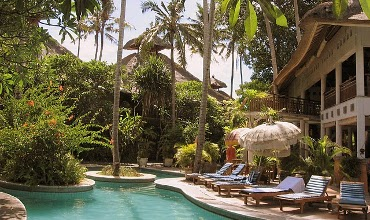Sativa Sanur Cottages 3*, Sanur