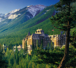 Air Canada - Fairmont Chateau - Whistler, Kanada