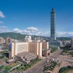 China Airlines - Taiwan - Taipei 101